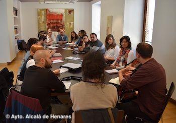 Constituida la 'Mesa Local de Diversidad Afectivo Sexual' en Alcalá